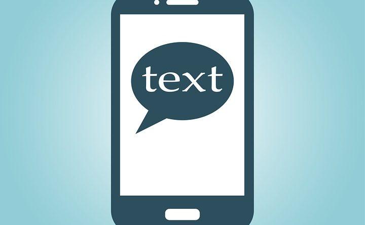 Een SMS-applicatie; hoe zet ik dat in?